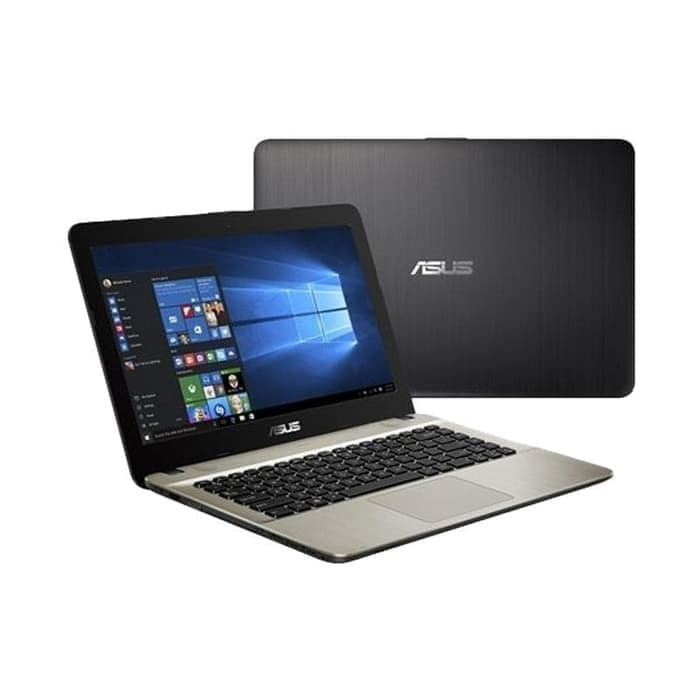 Laptop Asus X441MA-GA011T Black