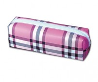 Pencil Case Square Pink