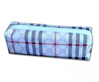 Pencil Case White Square