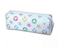 Pencil Case White Card