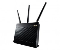 ASUS Dual-band Wireless-AC1900 Gigabit Router [RT-AC68U]