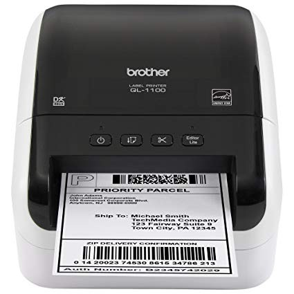 Printer Label Brother QL-1100
