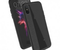 HOCO Star Shadow Series Hardcase for iPhone X - Black