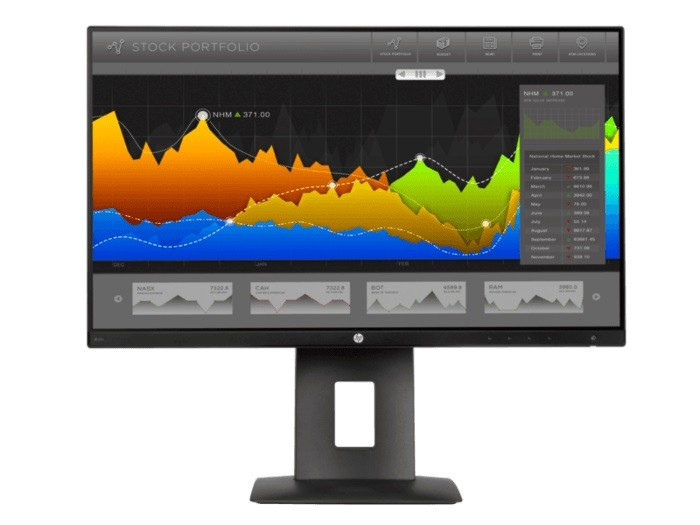 Monitor Workstation HP Z23n 23 inch IPS