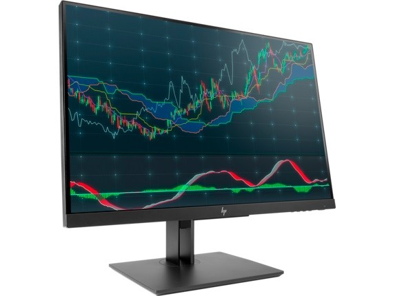 Monitor Workstation HP Z24n 24 inch IPS