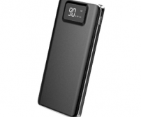 Hame P45 Power Bank 2 Port 10000mAh - Black