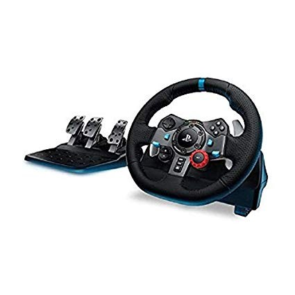 Gamepad Logitech G29 Driving Force Wheel for Playstation 4