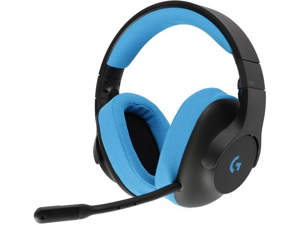 Gaming Headset Logitech G 233 Prodigy Wired