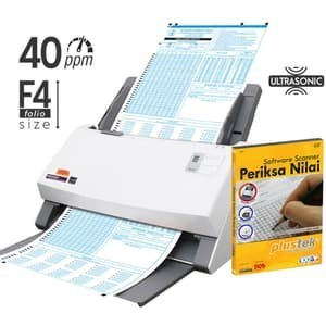 Paket Scanner SmartOffice PS4080U + Software Periksa Nilai