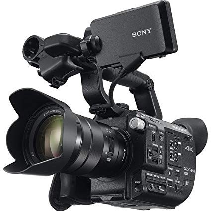 Sony PXW-FS5 XDCAM Body Only