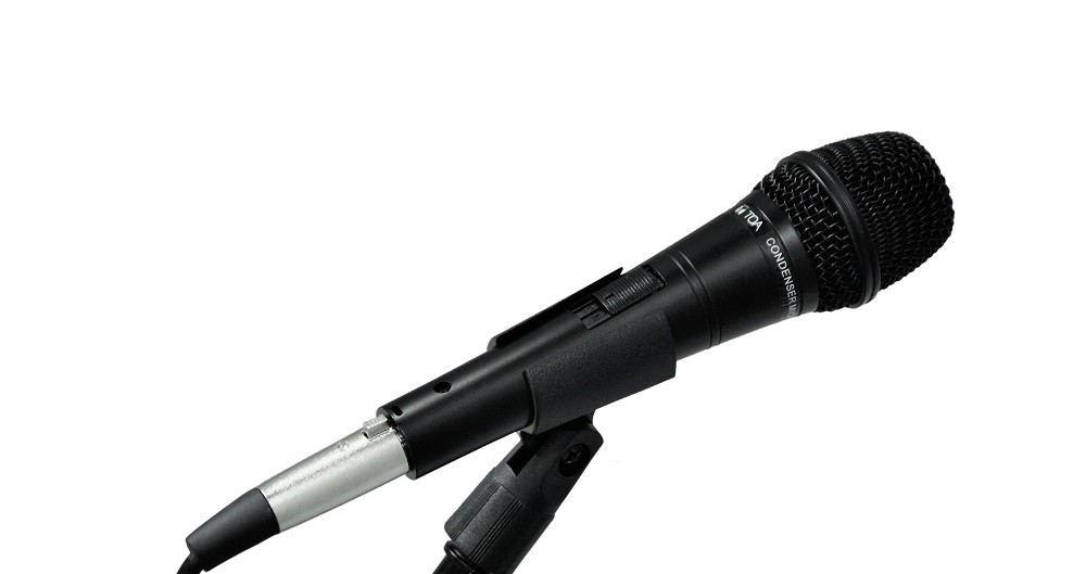 Condenser Microphone TOA ZM-300