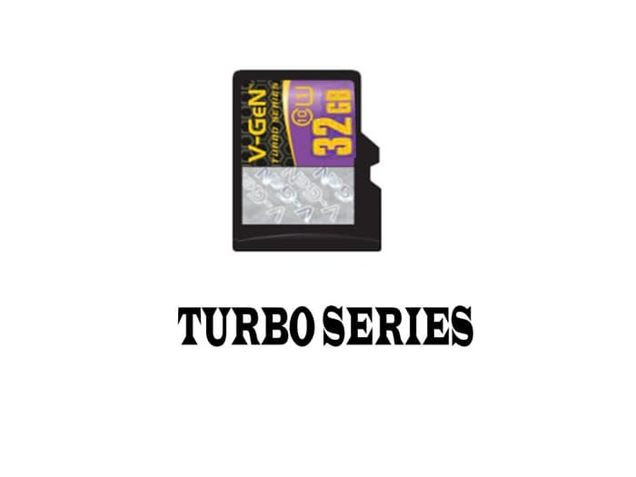 Micro SD Turbo V-GEN (Non Adapter) 32 GB