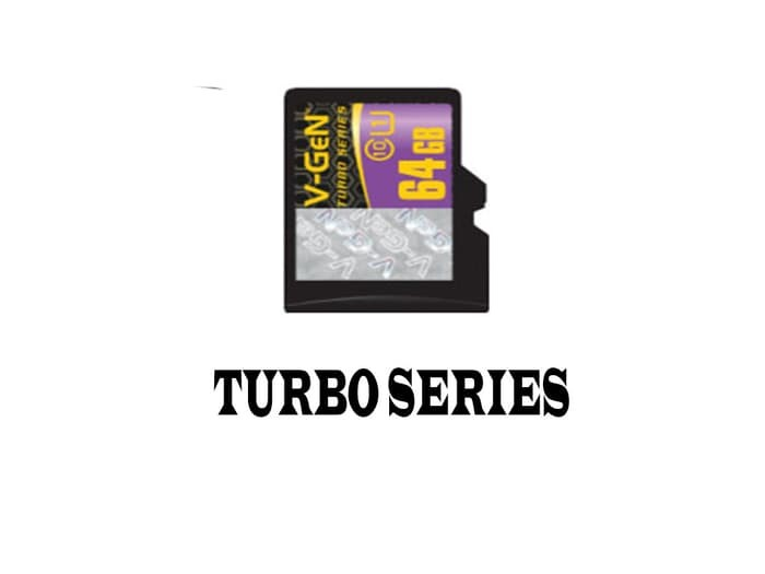 Micro SD Turbo V-GEN (Non Adapter) 64GB