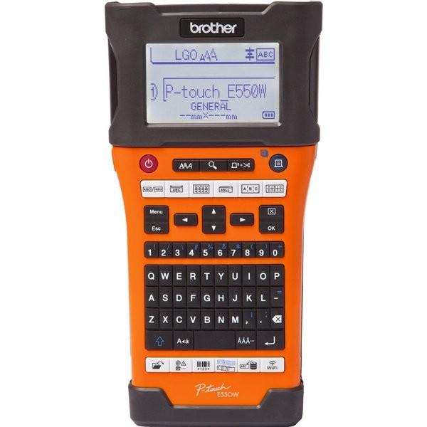 Brother Label Printer PT-E550W
