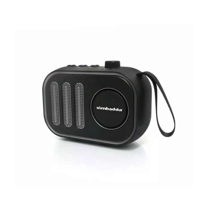 Speaker Mini Portable Simbadda CST-330N