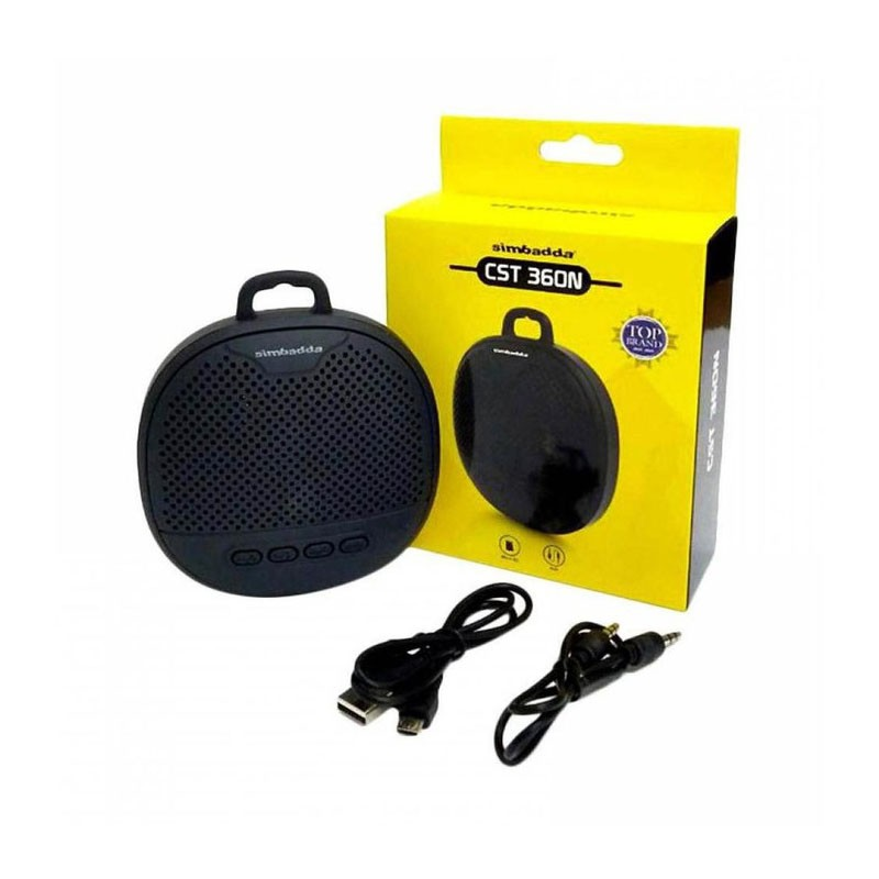 Speaker Mini Portable Simbadda CST-360N